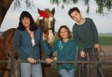 0-1a - Buhler Fam w horse