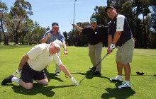 The Kerry Daveline Memorial Celebrity Golf Tournamen raises funds for Melanoma Research