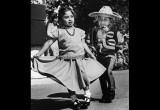 Two cute kids dance to Cinco de Mayo music