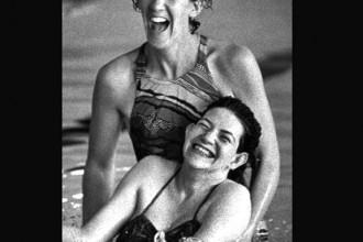Swim - Laurie Smaltz in Pool - 8x-72
